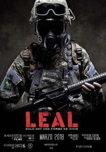 Leal (2018) HD 1080p Latino