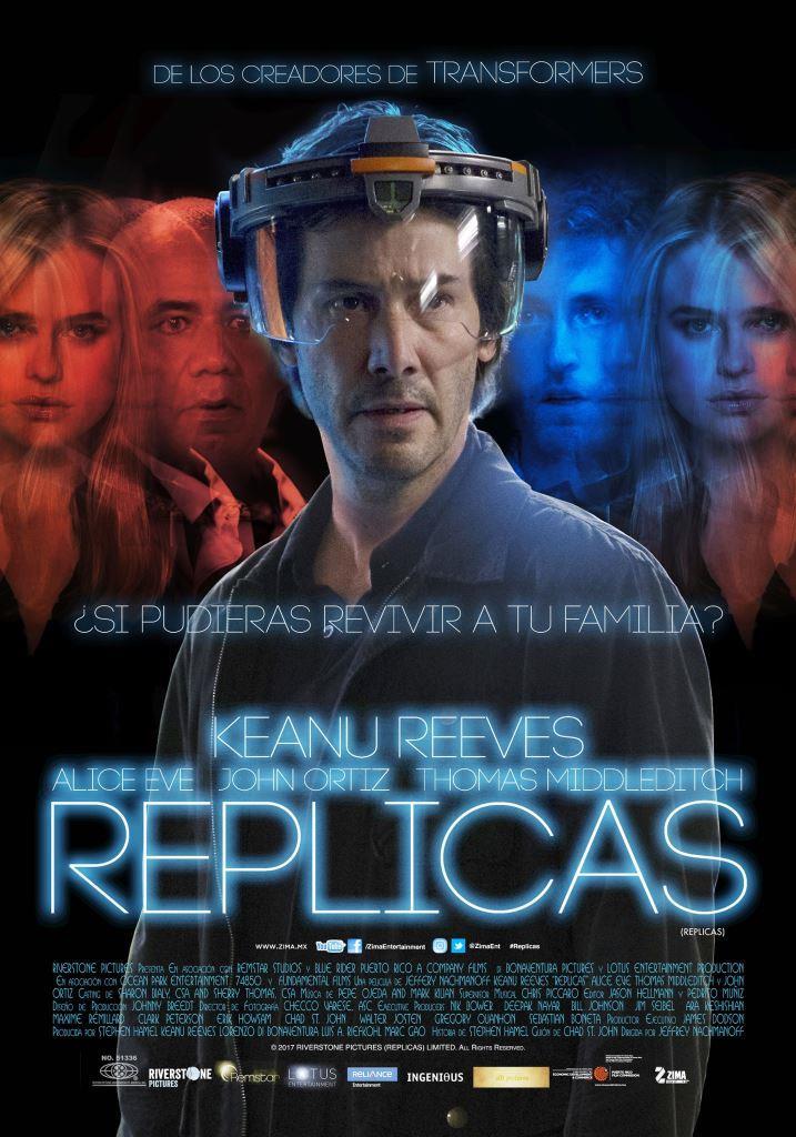 Replicas (2018) HD 1080p Español Latino