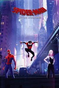 Spider-Man: Un nuevo universo (2018) HD 720p Latino