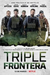 Triple Frontera (2019) HD 1080p Latino
