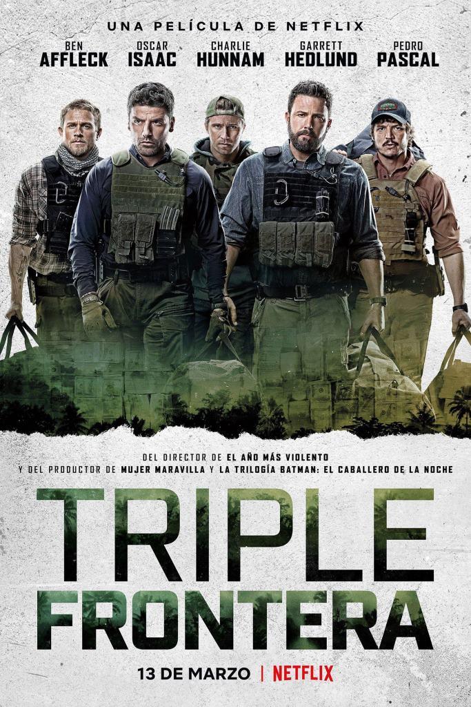 Triple Frontera (2019) HD 1080p Latino