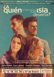¿A quién te llevarías a una isla desierta? (2019) HD 1080p Español