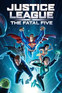 Justice League vs. the Fatal Five (2019) HD 1080p Latino