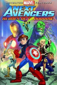 Next Avengers: Heroes of Tomorrow (2008) HD 1080p Latino