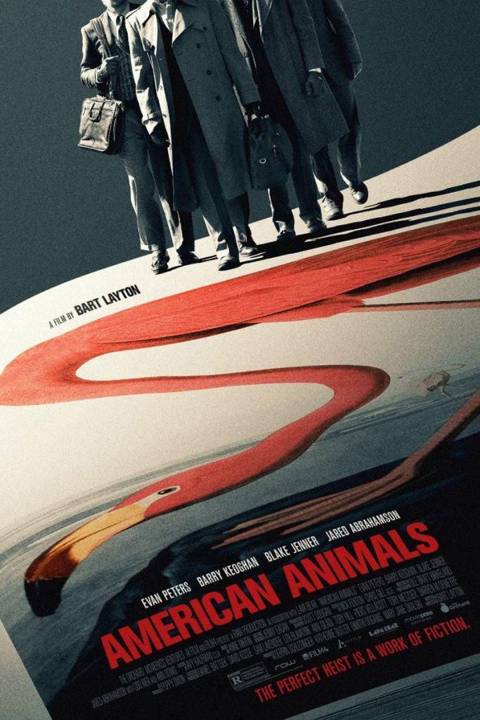 American Animals (2018) HD 1080p Latino
