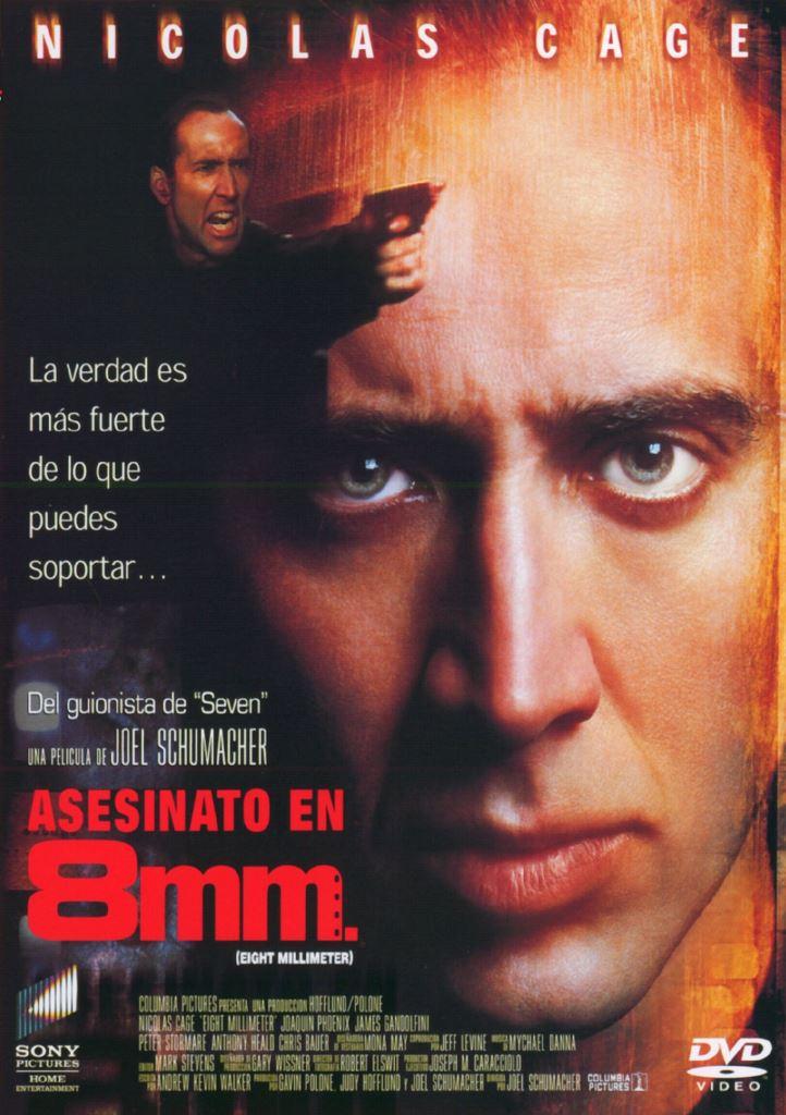 Asesinato en 8mm (1999) HD 1080p Latino