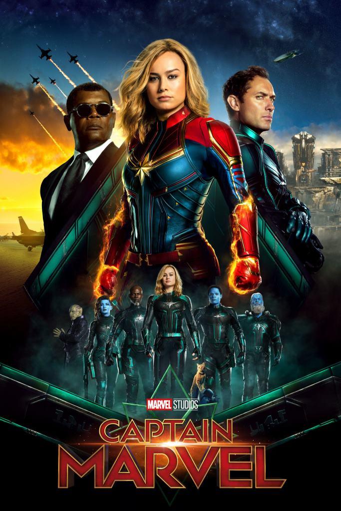 Captain Marvel (2019) HD 1080p Subtitulado