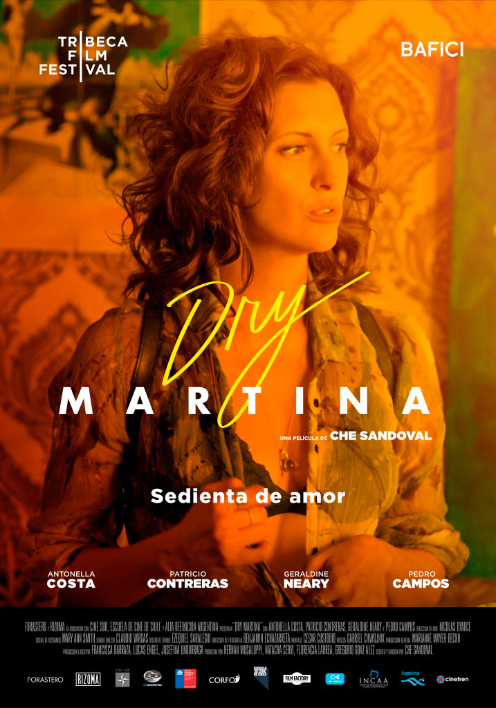 Dry Martina (2018) HD 1080p Latino