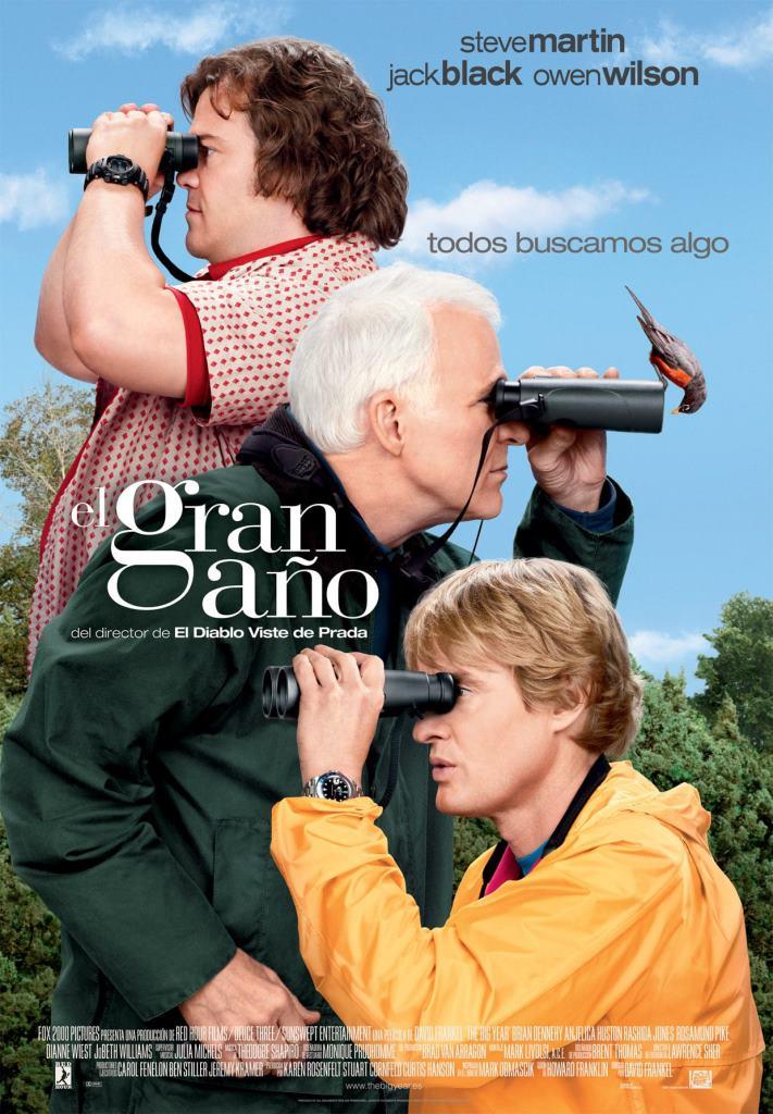 El gran año (2010) HD 1080p Latino