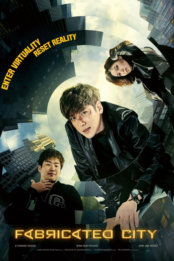 Fabricated City (2017) HD 1080p Latino