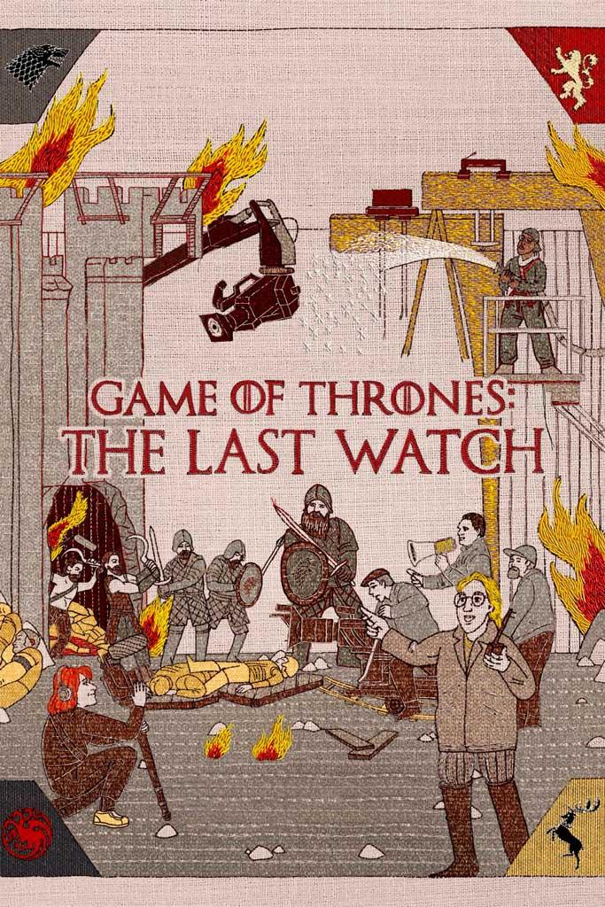 Game of Thrones: The Last Watch (2019) HD 1080p Subtitulado