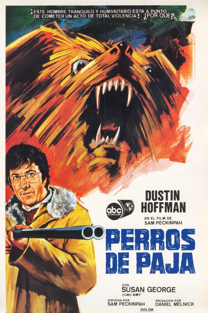 Perros de paja (1971) HD 1080p Castellano