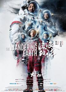 The Wandering Earth (2019) HD 1080p Latino