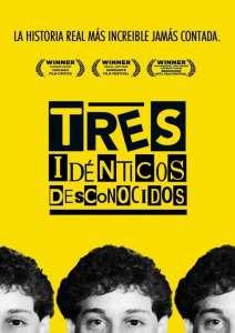 Tres idénticos desconocidos (2018) HD 1080p Latino