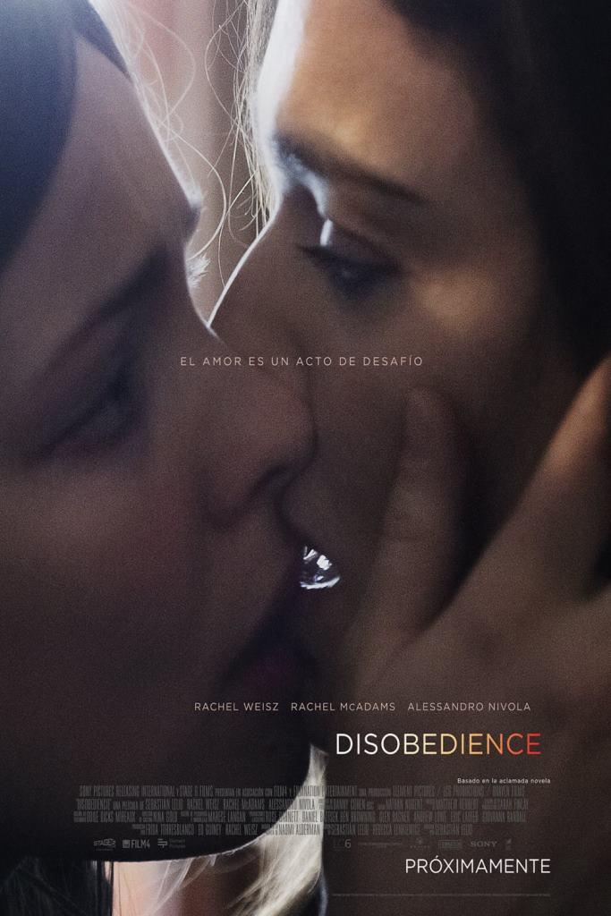 Disobedience (2017) HD 1080p Latino