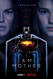 I Am Mother (2019) HD 1080p Latino