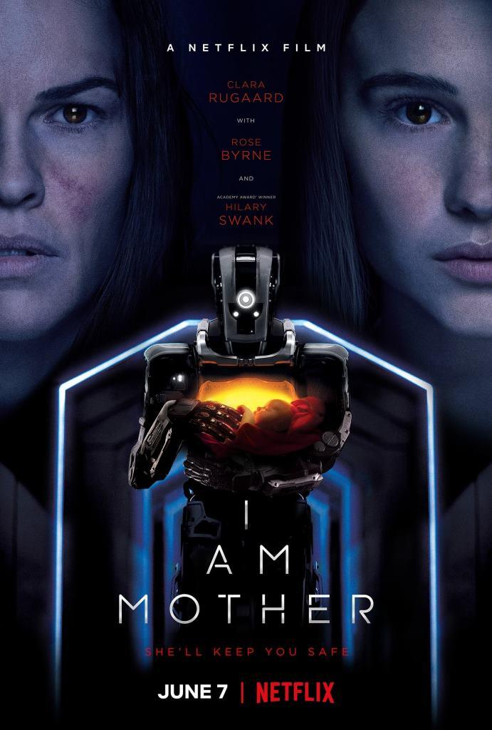 I Am Mother (2019) HD 1080p Latino