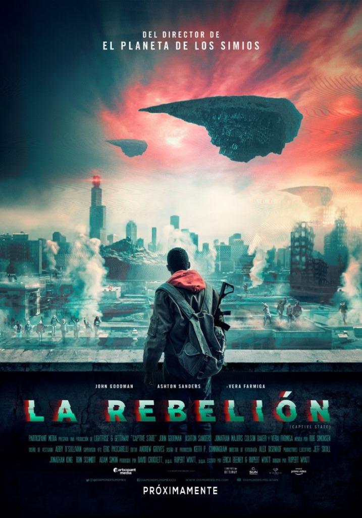 La rebelión (2019) HD 1080p Latino