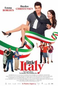 Little Italy (2018) HD 1080p Latino