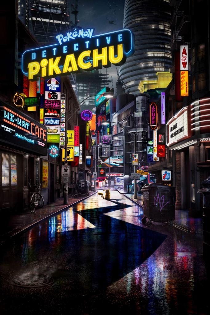 Detective Pikachu (2019) 1080p REMUX Latino