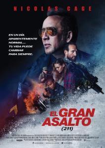 El gran asalto (2018) HD 1080p Latino