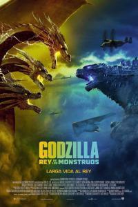 Godzilla II: El rey de los monstruos (2019) Web-DL Latino