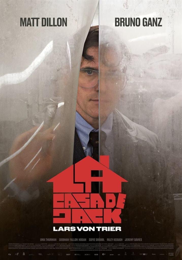 La casa de Jack (2018) HD 1080p Latino