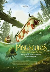 Minúsculos (2013) HD 1080p Audio Sin Dialogos