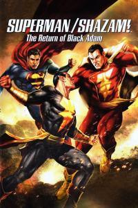 SupermanShazam! El Regreso de Black Adam (2010) HD 1080p Español