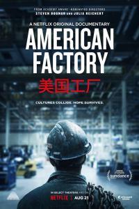 American Factory (2019) HD 1080p Latino