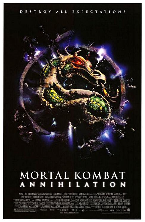 Mortal Kombat 2: Aniquilación (1997) HD 1080p Latino