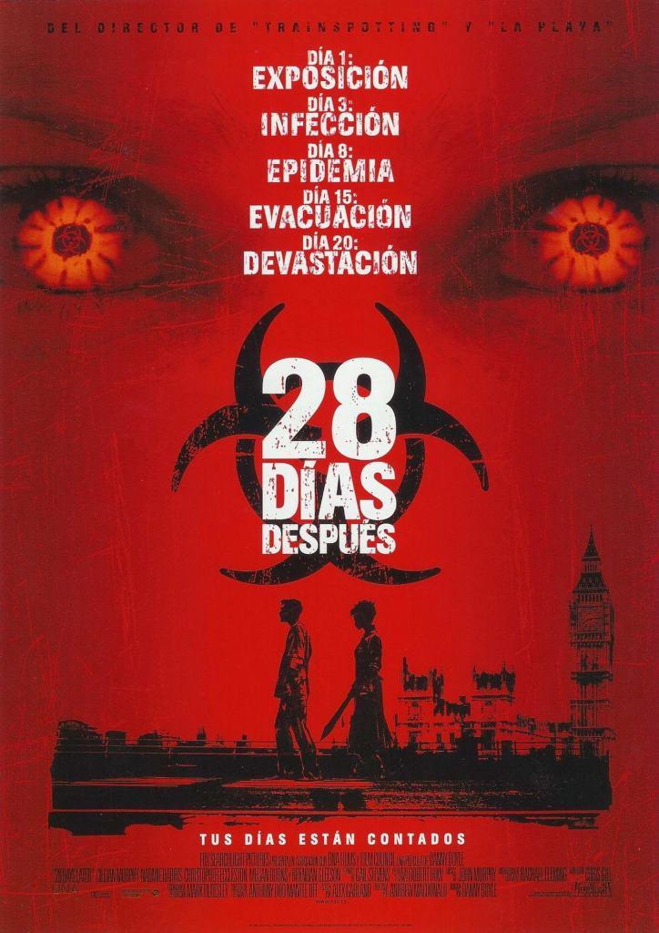 28 días después (2002) HD 1080p Latino