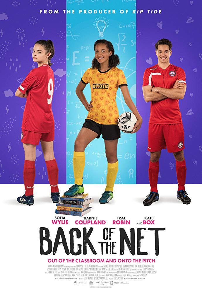 Back of the Net (2018) HD 1080p Latino