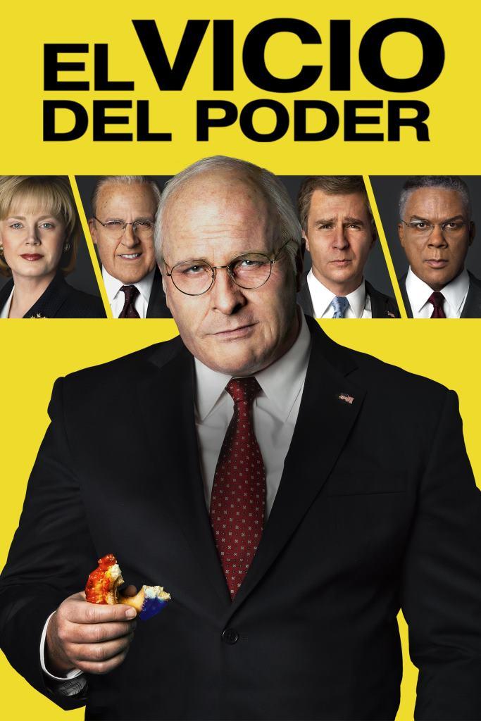 El vicio del poder (2018) HD 1080p Latino