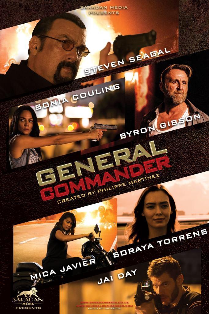 General Commander (2019) HD 1080p Latino