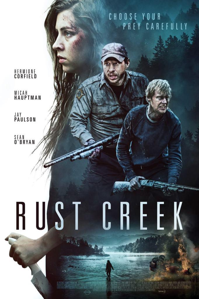 Rust Creek (2018) HD 1080p Latino