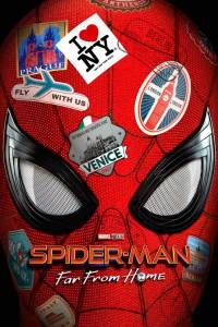 Spider-Man: Far from Home (2019) HD 1080p Subtitulado Ingles