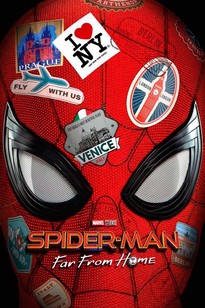 Spider-Man: Far from Home (2019) HD 1080p Subtitulado Ingles