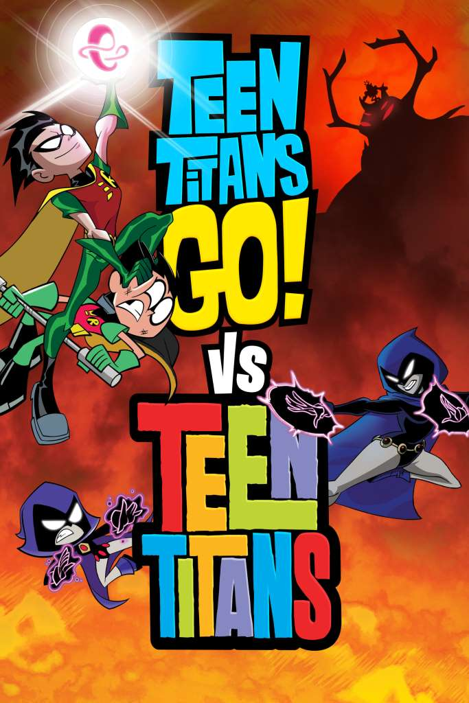 Teen Titans Go! vs. Teen Titans (2019) HD 1080p Latino