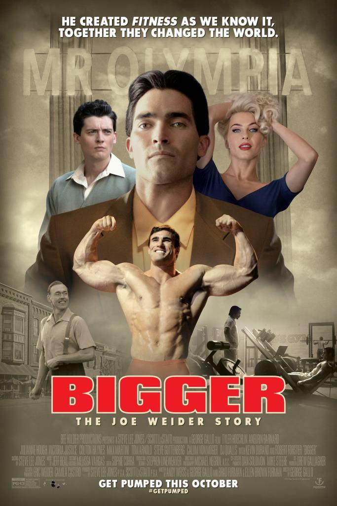 Bigger (2018) HD 1080p Español Latino