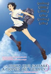 La chica que saltaba a través del tiempo (2006) HD 1080p Latino