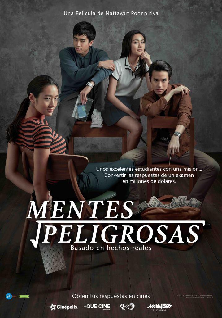 Mentes Peligrosas (2017) HD 1080p Latino