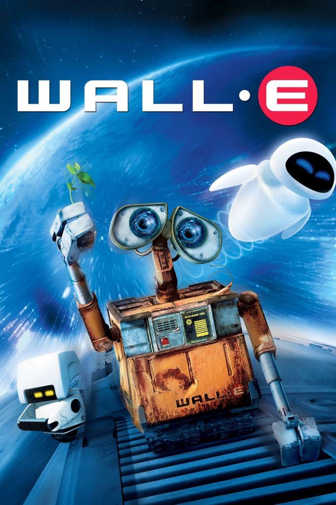 WALL•E (2008) HD 1080p Latino