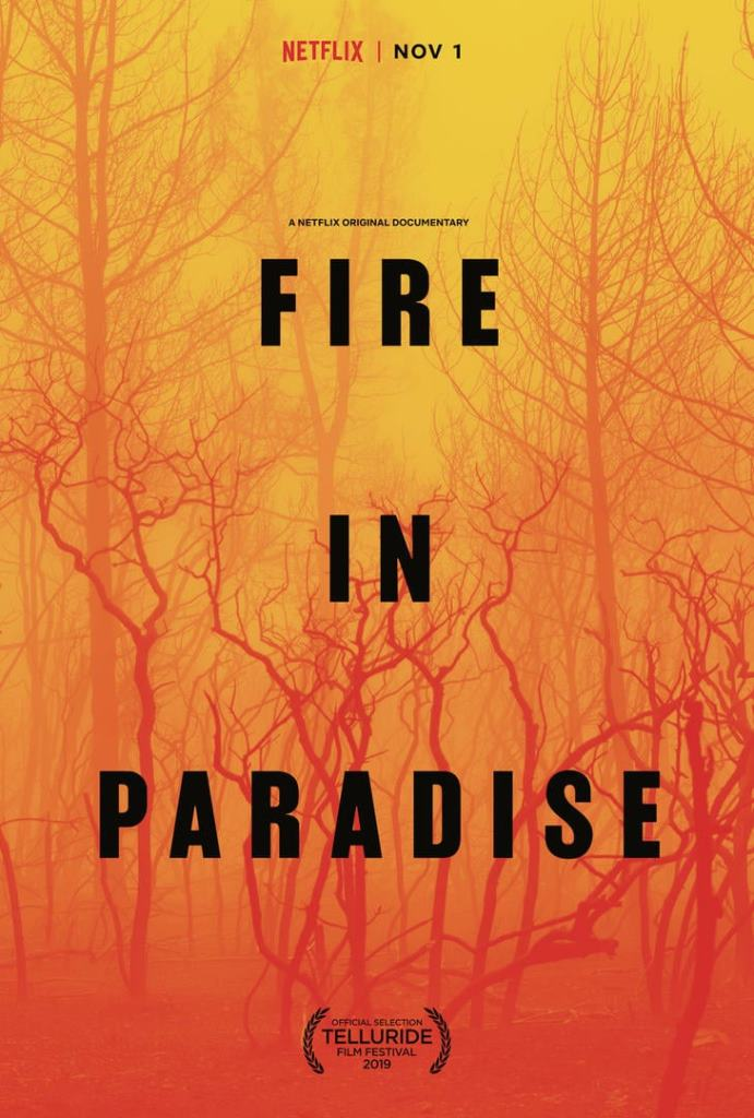 Fire in Paradise (2019) HD 1080p Latino