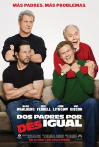 Dos padres por desigual (2017) HD 1080p Latino