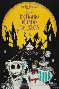 El extraño mundo de Jack (1993) HD 1080p Latino