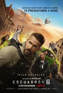 Escuadrón 6 (2019) HD 1080p Latino