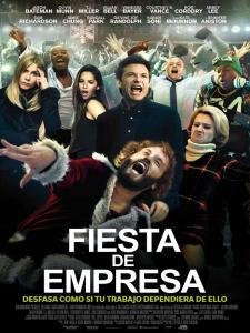 Fiesta de empresa (2016) HD 1080p Latino