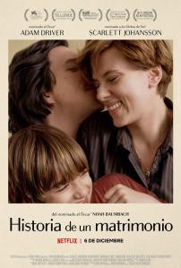 Historia de un matrimonio (2019) HD 1080p Latino