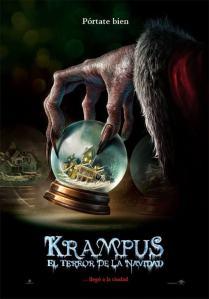 Krampus: El Terror de la Navidad (2015) HD 1080p Latino